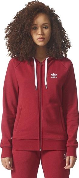 Bluza Adidas z dresÓwki Odzież Damskie Swetry i bluzy