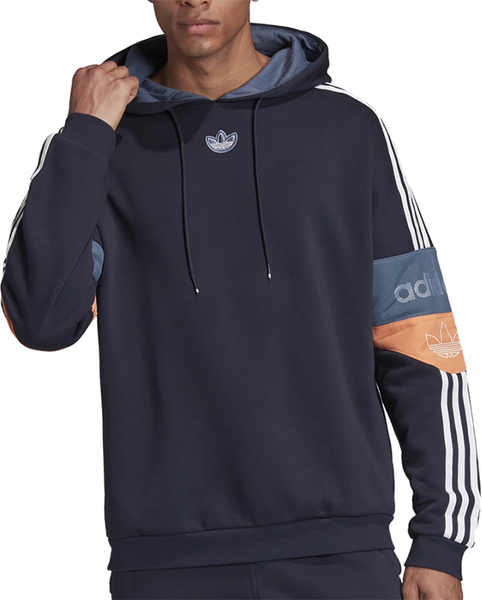 Bluza Adidas z plaru