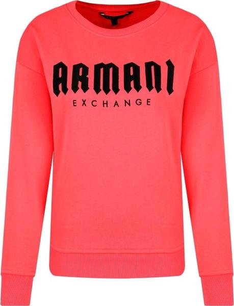 Bluza Armani Jeans krótka w stylu casual