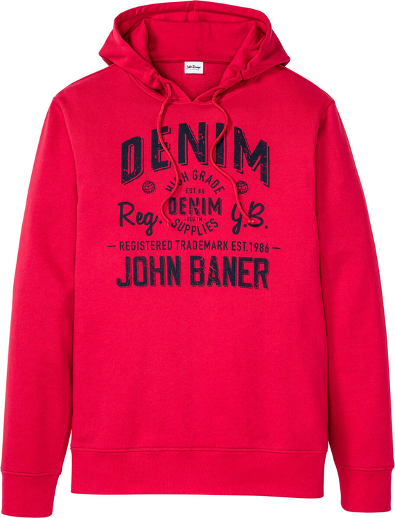 Bluza bonprix John Baner JEANSWEAR