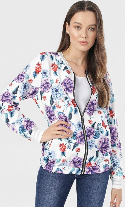 Bluza born2be krótka w młodzieżowym stylu