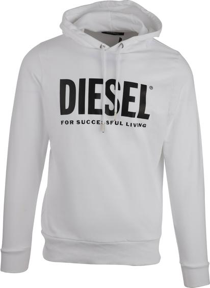 Bluza Diesel w młodzieżowym stylu z dżerseju