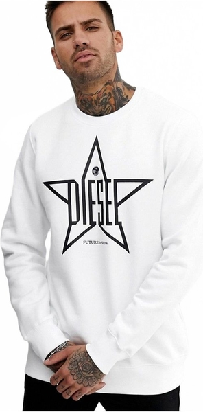 Bluza Diesel z bawełny