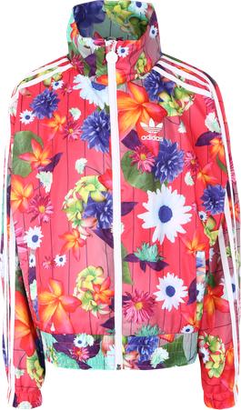 adidas originals bluza w kwiaty
