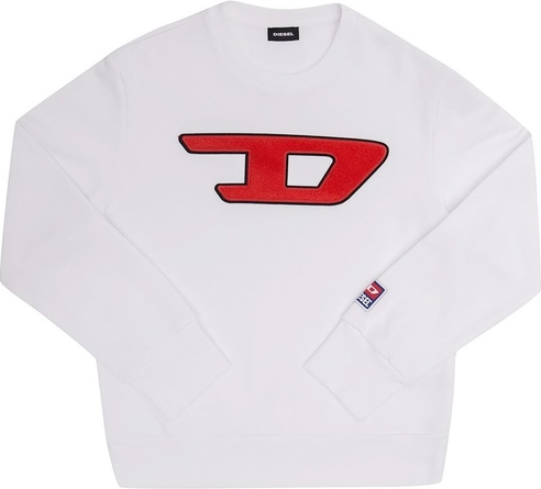 Bluza dziecięca Diesel z bawełny dla chłopców