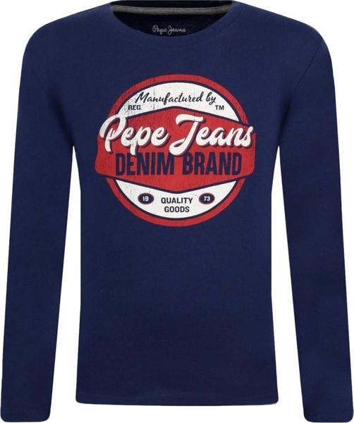 Bluza dziecięca Pepe Jeans z długim rękawem