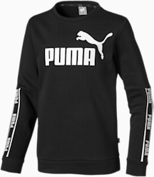 Bluza dziecięca Puma z bawełny