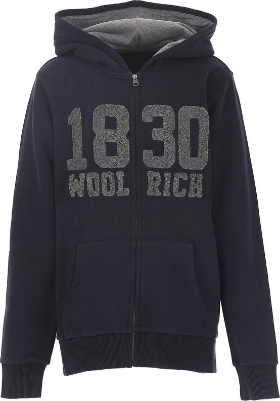 Bluza dziecięca Woolrich z bawełny