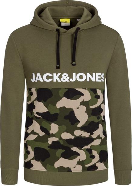 Bluza Jack & Jones z bawełny