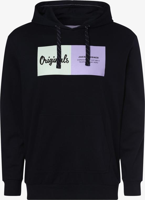 Bluza Jack & Jones z dresówki w młodzieżowym stylu