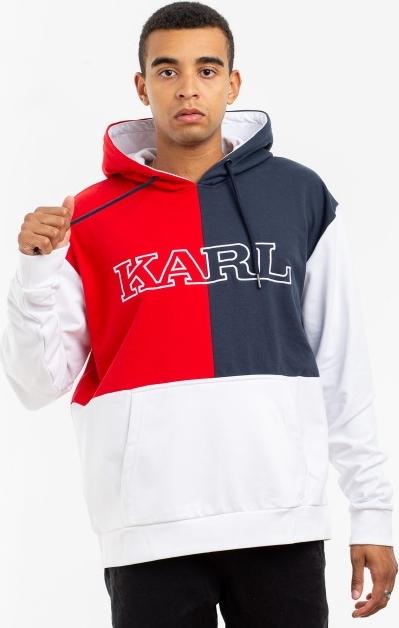 Bluza Karl Kani z dzianiny