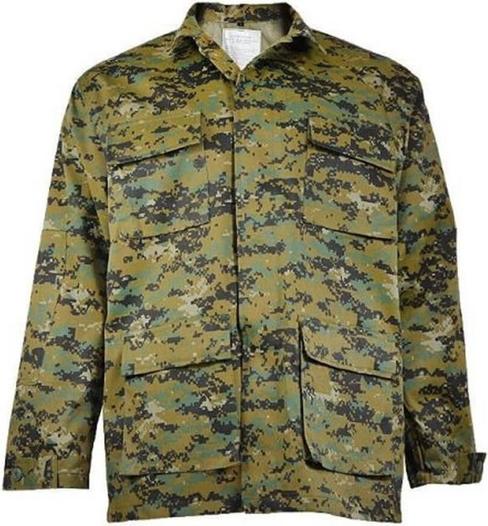 Bluza Mil-Tec z dzianiny w militarnym stylu