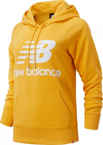 Bluza New Balance w sportowym stylu krótka