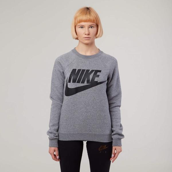 Darmowa dostawa RÓżowa bluza Nike Odzież Damskie Swetry i