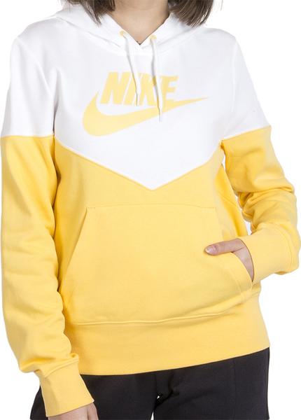 Bluza Nike z bawełny w sportowym stylu krótka