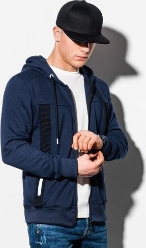 Bluza Ombre z bawełny w młodzieżowym stylu