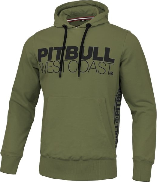 Bluza Pit Bull w młodzieżowym stylu