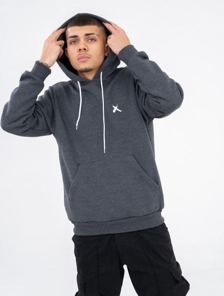 Bluza Point X z bawełny w młodzieżowym stylu