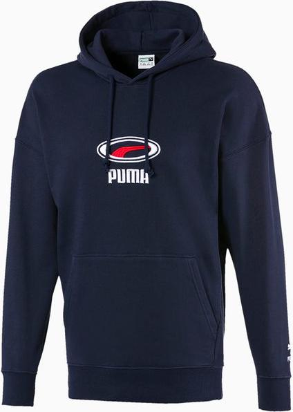 Bluza Puma z bawełny w młodzieżowym stylu