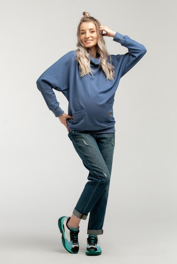 Bluza Que z dresówki