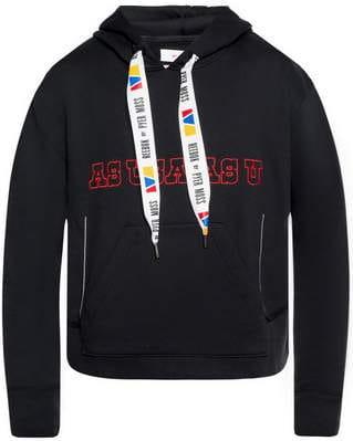 Bluza Reebok By Pyer Moss w sportowym stylu z dresówki