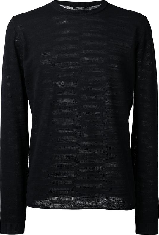 Bluza Roberto Collina z bawełny