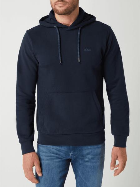 Bluza S.Oliver Red Label w młodzieżowym stylu z bawełny