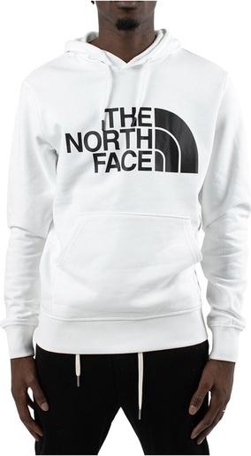 Bluza The North Face w młodzieżowym stylu z bawełny