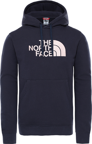 Bluza The North Face w sportowym stylu z bawełny