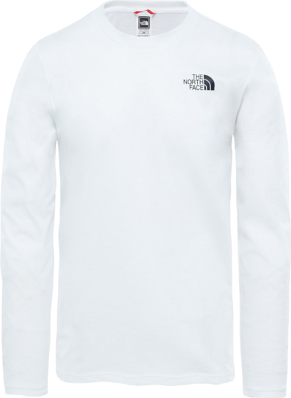 Bluza The North Face z bawełny