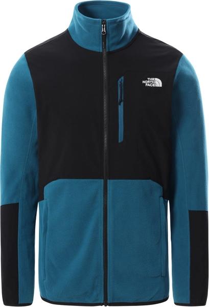 Bluza The North Face z plaru w sportowym stylu