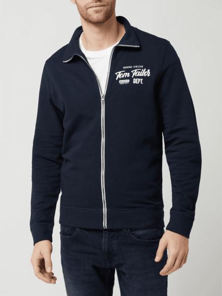 Bluza Tom Tailor z bawełny