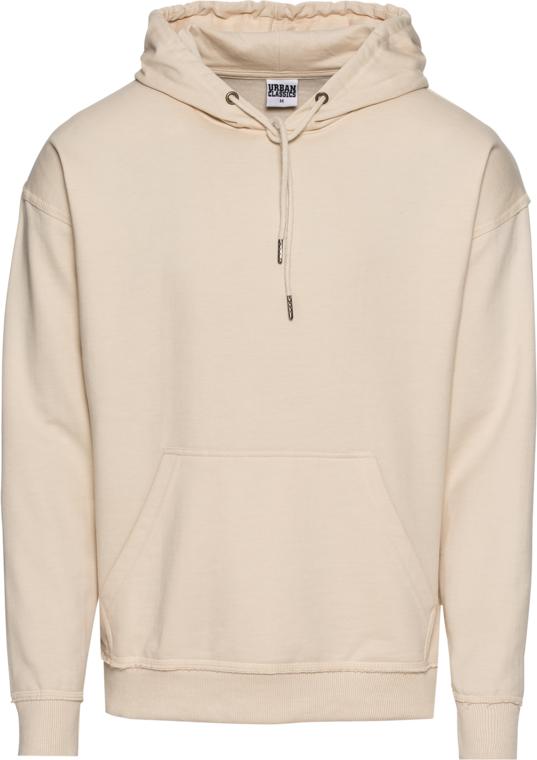 Bluza Urban Classics z dresówki w sportowym stylu