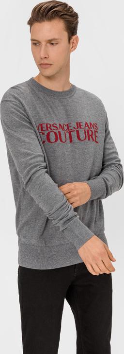 Bluza Versace Jeans z wełny