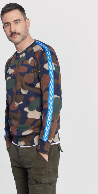 Bluza Vistula z nadrukiem w młodzieżowym stylu
