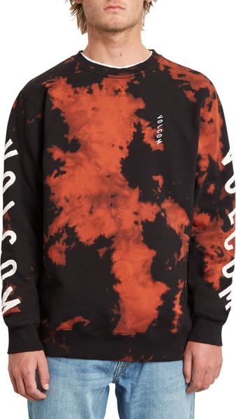 Bluza Volcom w młodzieżowym stylu z nadrukiem