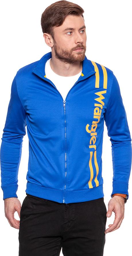 Bluza Wrangler z dresówki