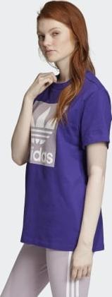 Bluzka Adidas z bawełny