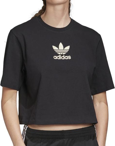 Bluzka Adidas z nadrukiem