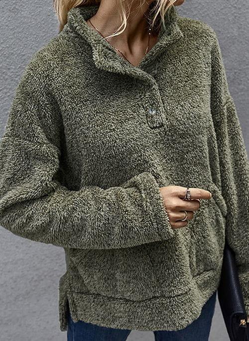 Bluzka Cikelly w stylu casual