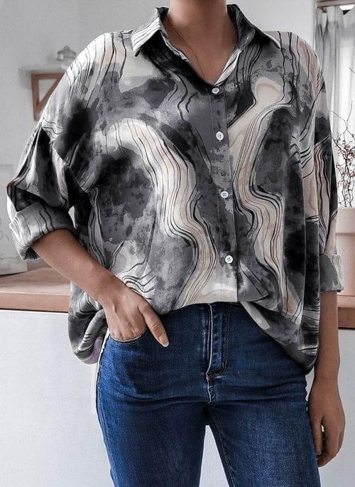 Bluzka Cikelly z długim rękawem