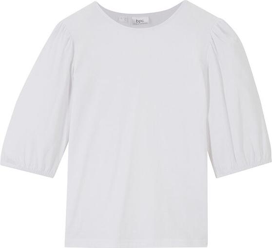 Bluzka dziecięca bonprix z bawełny dla dziewczynek