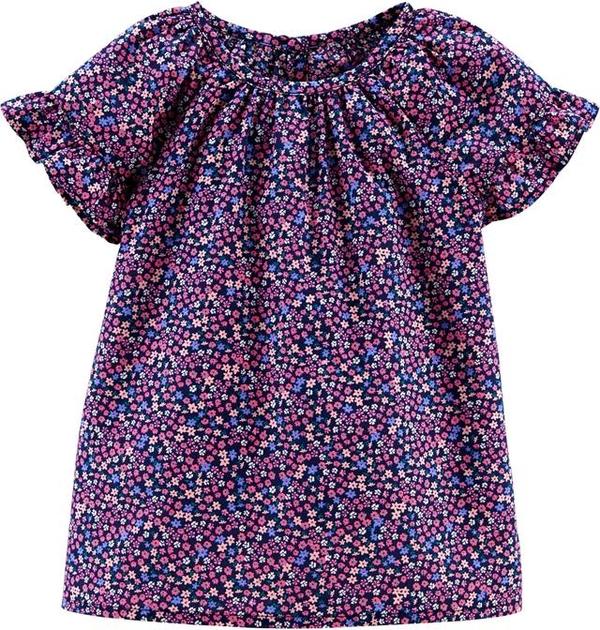 Bluzka dziecięca OshKosh z krótkim rękawem
