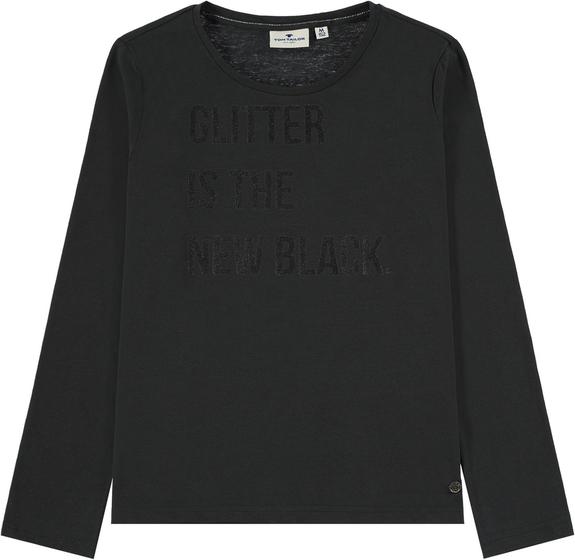 Bluzka dziecięca Tom Tailor dla dziewczynek z długim rękawem