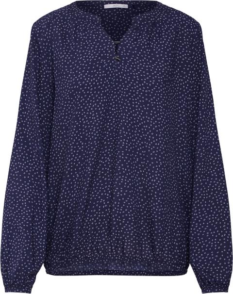Bluzka edc by Esprit w stylu casual z długim rękawem