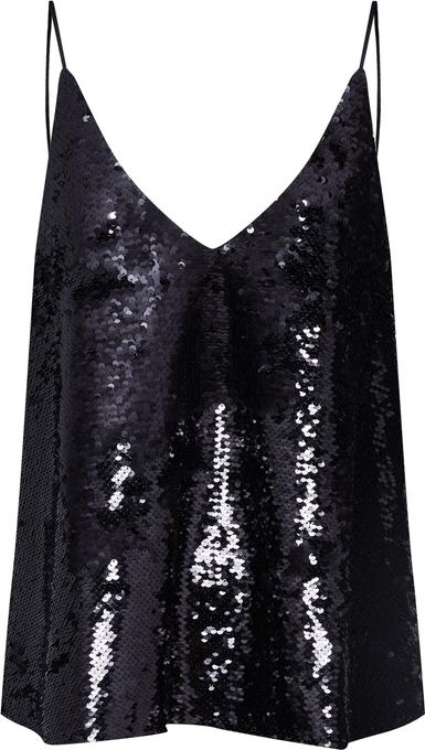 Bluzka Farina Opoku z dekoltem w kształcie litery v