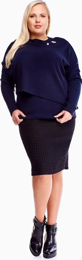 Bluzka Fokus z długim rękawem