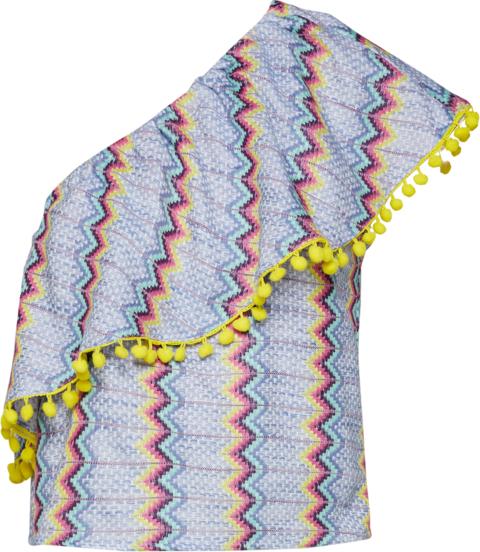 Bluzka Glamorous w stylu boho z bawełny