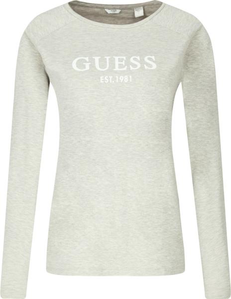Bluzka Guess z długim rękawem