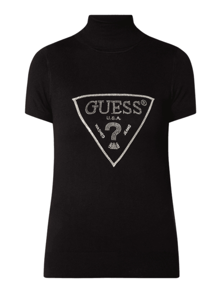 Bluzka Guess z krótkim rękawem